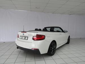 BMW 220i Convert M Sport - Image 7
