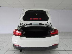 BMW 220i Convert M Sport - Image 9