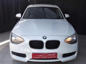 BMW 116i 5-Door - Image 3