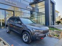 Jeep Cherokee 2.0T Limited automatic