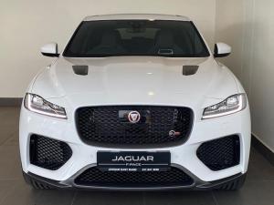 Jaguar F-PACE 5.0 V8 SVR - Image 8