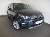 Land Rover Discovery Sport 2.0D HSE