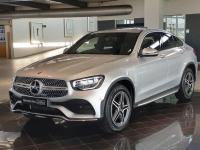 Mercedes-Benz GLC Coupe 220d AMG