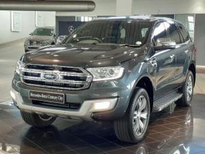 2016 Ford Everest 3.2 Tdci LTD 4X4 automatic