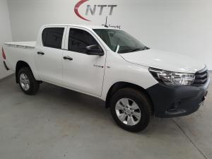 2019 Toyota Hilux 2.4 GD-6 RB SD/C