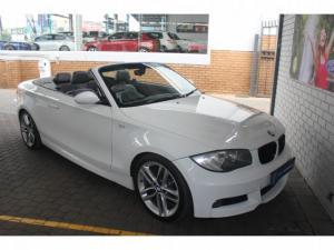 BMW 1 Series 120i convertible - Image 4