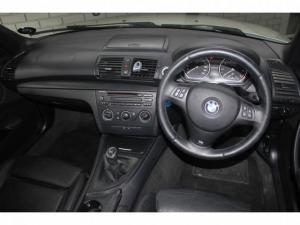 BMW 1 Series 120i convertible - Image 9