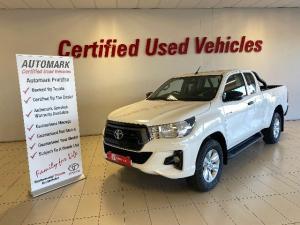 2019 Toyota Hilux 2.4 GD-6 RB SRX automaticE/CAB