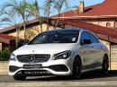 Thumbnail Mercedes-Benz CLA200 AMG automatic