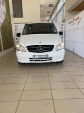 Mercedes-Benz Vito 122 CDI crewbus Shuttle - Image 2