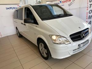 Mercedes-Benz Vito 122 CDI crewbus Shuttle - Image 3