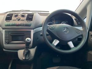 Mercedes-Benz Vito 122 CDI crewbus Shuttle - Image 8