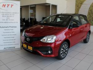 Toyota Etios 1.5 Sport LTD Edition 5-Door - Image 1