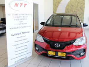 Toyota Etios 1.5 Sport LTD Edition 5-Door - Image 2