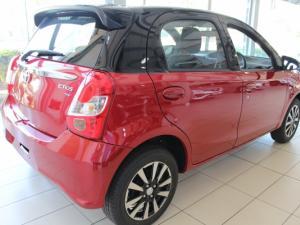 Toyota Etios 1.5 Sport LTD Edition 5-Door - Image 4