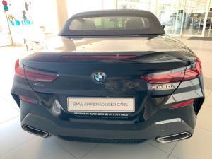 BMW M850i Xdrive Convertible - Image 3