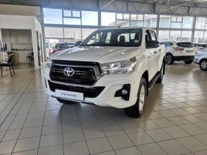 2019 Toyota Hilux 2.4GD-6 double cab 4x4 SRX auto