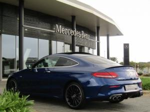Mercedes-Benz AMG C43 4MATIC Coupe - Image 2