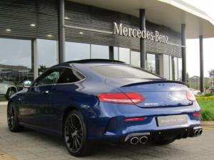 Mercedes-Benz AMG C43 4MATIC Coupe - Image 3