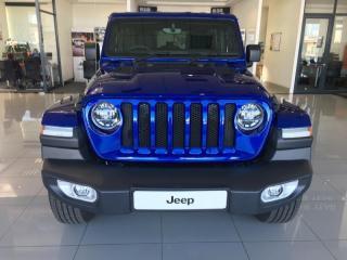 Jeep Wrangler Unltd Sahara 3.6 V6