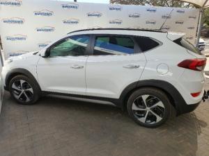 Hyundai Tucson 1.6 Turbo 4WD Elite - Image 16