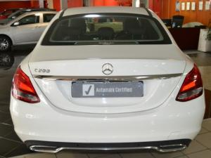 Mercedes-Benz C200 Exclusive automatic - Image 3
