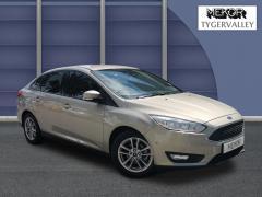Ford Cape Town Focus sedan 1.0T Trend auto