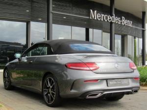 Mercedes-Benz C200 Cabrio automatic - Image 10