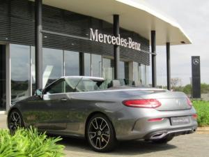 Mercedes-Benz C200 Cabrio automatic - Image 12