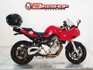 BMW F 800 S ABS H/GRIPS - Image 1