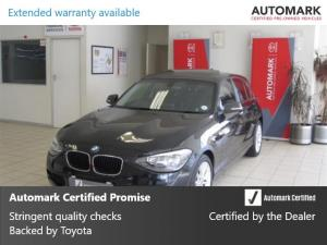 BMW 1 Series 125i 5-door auto - Image 1