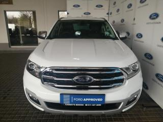 Ford Everest 2.0D XLT automatic
