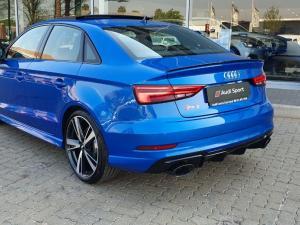 Audi RS3 RS3 sedan quattro - Image 5