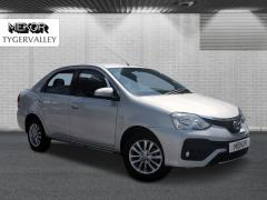 Toyota Cape Town Etios sedan 1.5 Xs