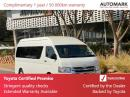 Thumbnail Toyota Quantum 2.7 GL 14-seater bus