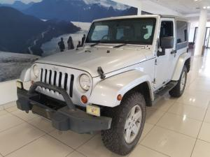 Jeep Wrangler 2.8CRD Sahara - Image 1