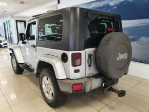 Jeep Wrangler 2.8CRD Sahara - Image 3