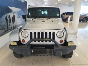 Jeep Wrangler 2.8CRD Sahara - Image 5