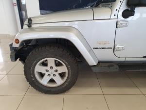 Jeep Wrangler 2.8CRD Sahara - Image 6