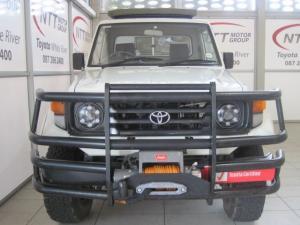 Toyota Land Cruiser 4.5 PetrolS/C - Image 1