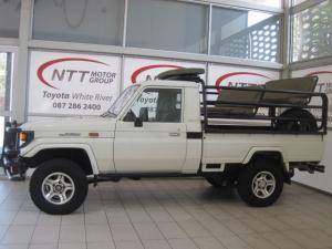 Toyota Land Cruiser 4.5 PetrolS/C - Image 4