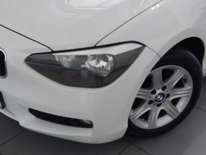 BMW 1 Series 116i 5-door auto - Image 7