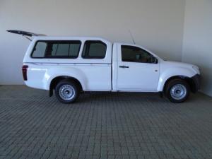 Isuzu D-MAX 250C Single Cab Chassis Cab - Image 11