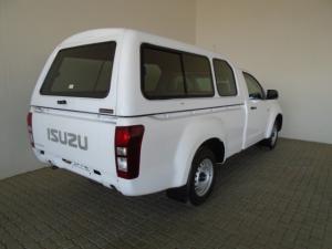 Isuzu D-MAX 250C Single Cab Chassis Cab - Image 4
