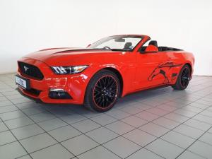 Ford Mustang 2.3T convertible auto - Image 1