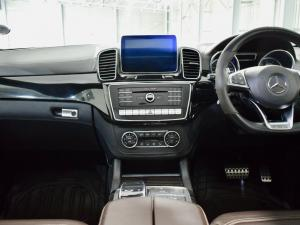 Mercedes-Benz GLE GLE63 S coupe - Image 11