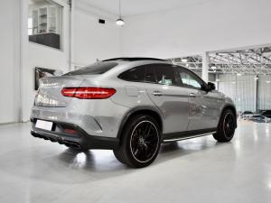 Mercedes-Benz GLE GLE63 S coupe - Image 13