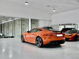 Jaguar F-Type SVR coupe AWD - Image 15