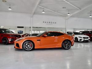 Jaguar F-Type SVR coupe AWD - Image 1