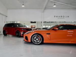 Jaguar F-Type SVR coupe AWD - Image 2